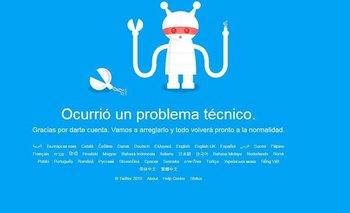 El mensaje de Twitter tras la caída del servicio | Twitter