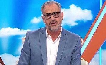 Jorge Rial quebrado contó el motivo de su ausencia en Intrusos | Televisión