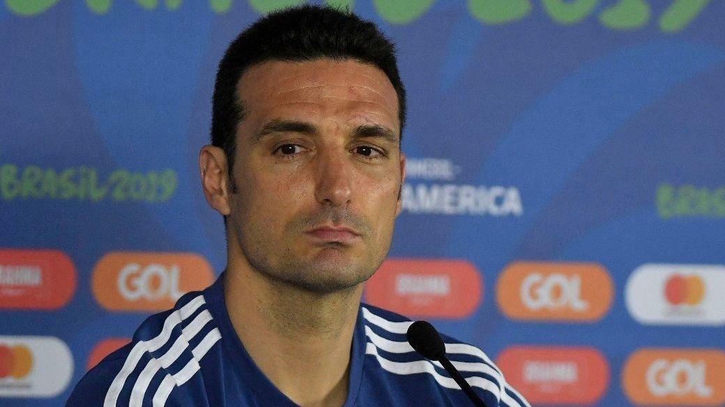 Scaloni renovará al frente de la selección argentina