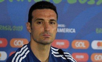 Tapia y Menotti acordaron extender el contrato de Scaloni hasta Qatar 2022 | Selección argentina