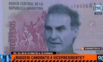 A Ruggeri le ofrecieron la vicepresidencia y contó sus propuestas | Oscar ruggeri