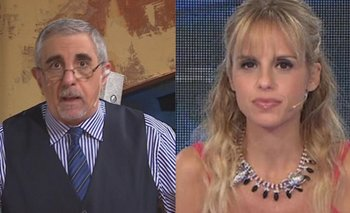 Fuerte discusión entre Canaletti y una productora de Mariana Fabbiani   El diario de mariana