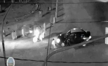 El video de la fuerte golpiza al taxista | Fuerte ataque