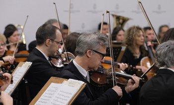 Cambiemos desfinancia la Orquesta Sinfónica Nacional | Ajuste