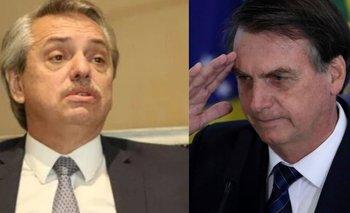 Bolsonaro rompió el silencio y apuntó contra Alberto Fernández | Alberto presidente