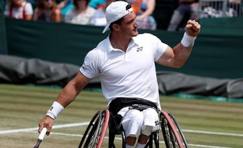 Histórico: Gustavo Fernández logró su primer título en Wimbledon | Tennis