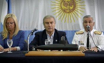 Familiar del ARA San Juan reveló un terrible encuentro con Aguad | Ara san juan
