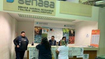 Demoras en los vuelos de Ezeiza por paro de trabajadores de 24 horas   Ezeiza