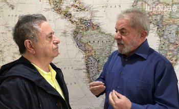 Duhalde visitará a Lula Da Silva en la cárcel | Lula da silva