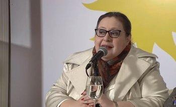 Graciana Peñafort apoyó el pedido de Sala al Presidente | Graciana peñafort