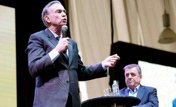 Pichetto agita campaña del miedo y dice que el kirchnerismo se prepara para una guerra | El candidato, sin filtro