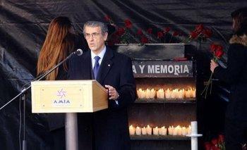 Habló el ex presidente de AMIA echado tras defender a CFK | Atentado a la amia