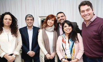 CFK se reunió con candidatos de su espacio | Elecciones 2019