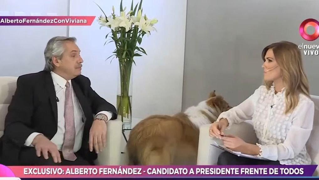 Cruce entre Alberto Fernández y un periodista por la corrupción kirchnerista