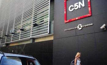 Así allanó la Policía de la Ciudad el edificio de C5N | C5n