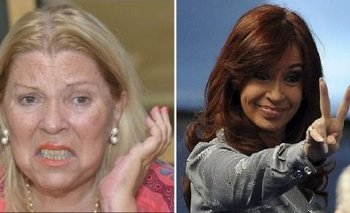 CFK y Carrió presentarán sus libros a 10 cuadras de distancia | Elecciones 2019