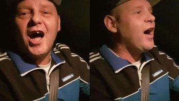 El Pepo rompió el silencio luego del accidente en que murieron dos integrantes de su banda   El pepo