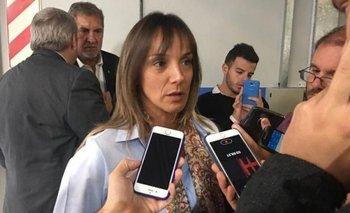 """Malena Galmarini: """"Que la gobernadora diga donde están las pastillas y la cocaína""""   Elecciones 2019"""