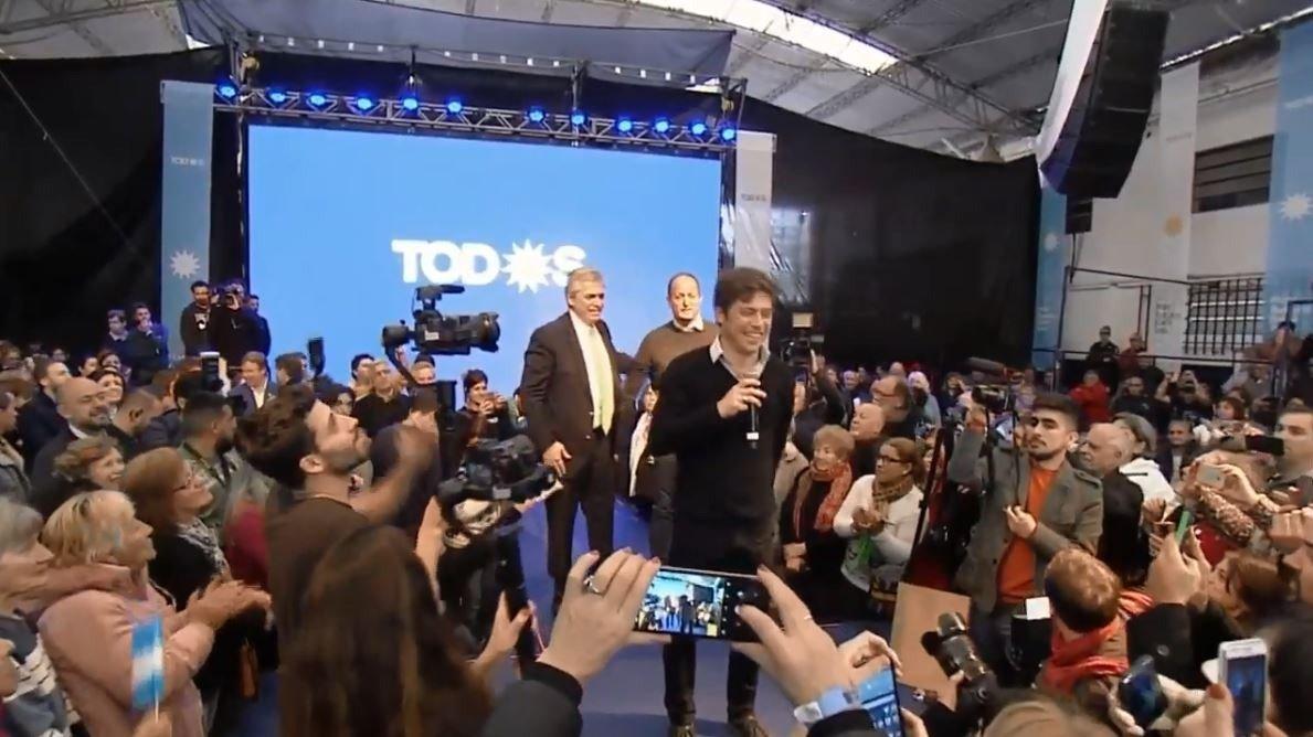 Alberto Fernández prometió medicamentos gratis si llega a la presidencia - Política