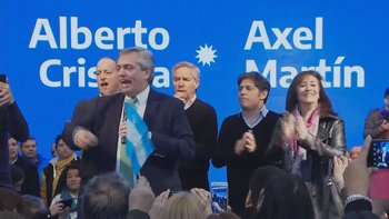 Alberto Fernández anunció medicamentos gratis para los jubilados  | Las propuestas de los candidatos