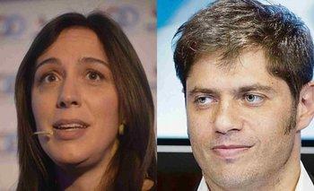 Kicillof criticó a Vidal por el peligro de default en la Provincia | Default