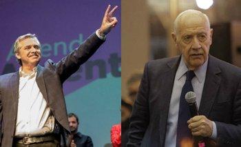 El guiño de Alberto Fernández a Roberto Lavagna | Alberto fernández