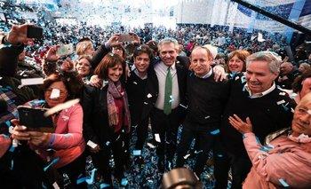 "Insaurralde presentó a Kicillof como ""el mejor gobernador de la Historia"" | Elecciones 2019"