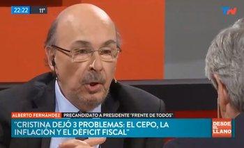 Las noticias falsas de Morales Solá   Roberto navarro