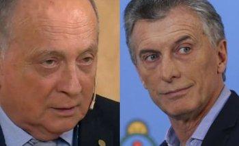 Chiche Gelblung reveló el insólito reclamo que le hizo Macri | Chiche gelblung