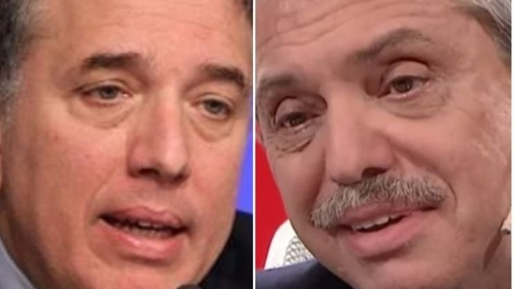Fernández y Dujovne se cruzaron por Twitter — Carrera presidencial caliente