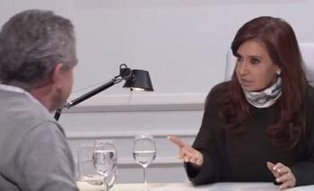 CFK compartió la nota de un medio español que muestra la crisis | Elecciones 2019
