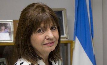 Por el hackeo a la policía, se filtró una foto de la intimidad de Patricia Bullrich | Patricia bullrich
