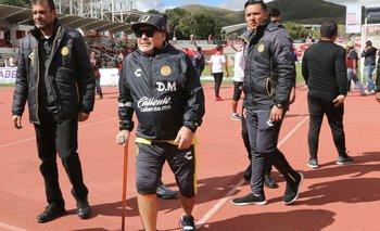 Operaron a Diego Maradona | Diego maradona