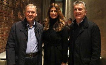 Macri se reunió con Schiaretti y Alberto, con Bordet y Rodríguez Saá | A 17 días de las paso