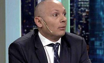 La comisión que preside Pérez Esquivel reveló los periodistas que chatearon con D