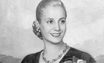 Eligen a Eva Perón entre las 100 mujeres más destacadas del siglo | Eva perón