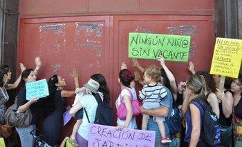 Más de nueve mil niños sin vacantes en los jardines de infantes porteños | Educación