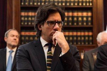 Garavano se despegó de Macri por querer dar marcha atrás con el protocolo de aborto  | Germán garavano