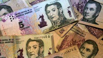 Los billetes de 5 pesos podrán usarse hasta el 28 de febrero | Banco central