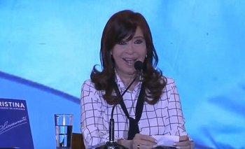 Quién es la figura del cine nacional que fue a ver a Cristina Kirchner en Mendoza | Cristina kirchner