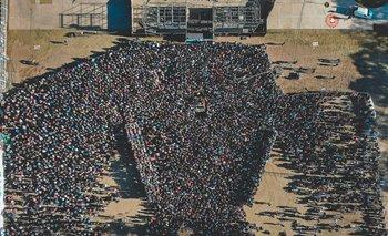 Las mejores imágenes de la presentación de Sinceramente de Cristina Kirchner en Mendoza  | Sinceramente