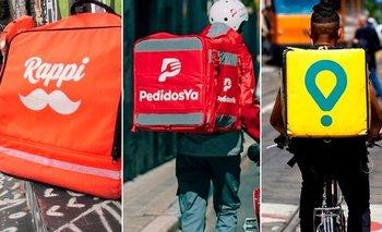 La indignante reacción de una app de delivery tras el accidente de un empleado | Redes sociales