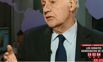 Lavagna reveló que el Gobierno le pidió que se bajara    Elecciones 2019