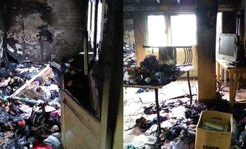 Incendiaron una casa de Unidad Ciudadana en Mendoza | ¿violencia política?
