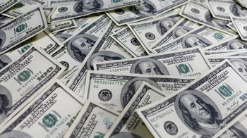 El dólar subió de nuevo y rompió la barrera de de los $ 45 | Dólar