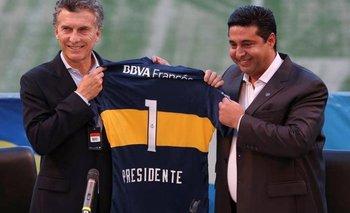 Un club del ascenso estalló contra Boca y AYSA | Mauricio macri