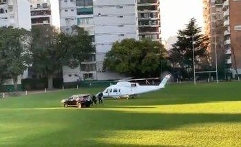 Escándalo antes de las PASO: Macri usó el helicóptero presidencial para hacer campaña | Elecciones 2019