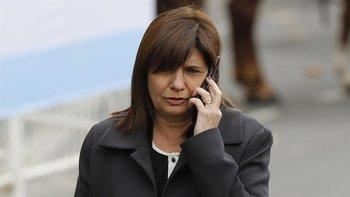 Bullrich reveló que le mandó mensajes a Juan Acosta tras el intento de soborno | La revelación de la funcionaria