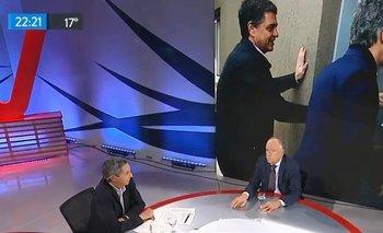 El extraño momento que se vivió en una entrevista en vivo en TN: ¿hay fantasmas?   Televisión