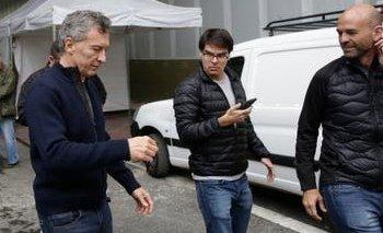 El secretario de Mauricio Macri, a un paso de ir a la cárcel   Espionaje ilegal